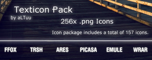Texticon Pack by aLTuu