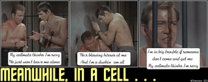 Meanwhile, in a Cell . . . by truemouse