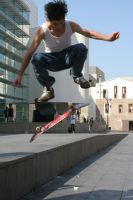 Skateboard by gianpierogranieri