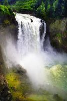 Snoqualmie Falls by Lucycolt