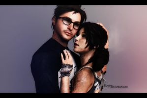 Alex x Lara by Keyre