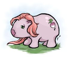 My Little Wombat by ursulav