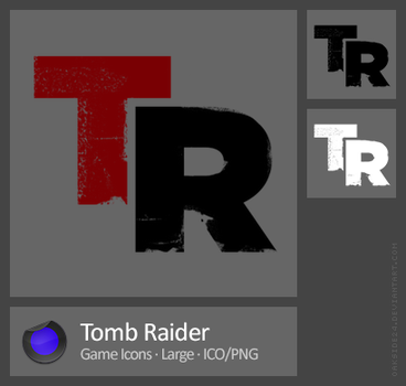 Tomb Raider by OAKside24
