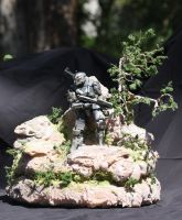Custom Halo Reach Stand 01 by supman098
