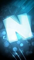 N wallpaper by nepst3r