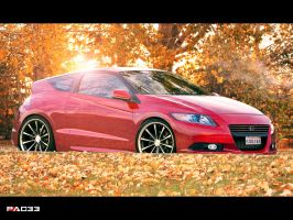 Honda CR-Z by pacee