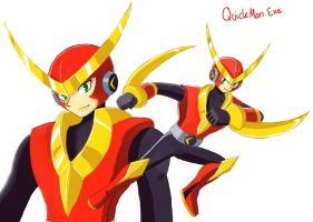 QuickMan Exe by SuzyLin