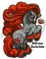 Silver Suicide by ShamanSoulStudios