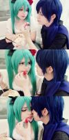 Give me the Strawberry! by AkaneSuzumiya