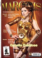 Cover of Marquis Magazine No. 53 by Ophelia-Overdose