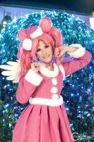 Sailor moon Christmas by Nerine-ayalaure