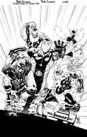 Superior foes of spider man by PauloSiqueira