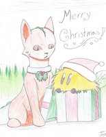 Merry Christmas! -2013- by PenelopeXdg