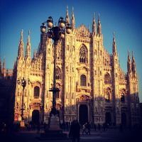 milan cathedral, Duomo by gunnerzz