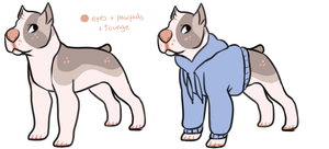 Elliot feral reference by datefriend