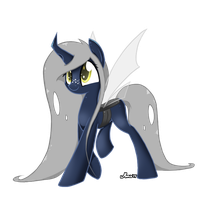 MLP: Silverwind by SrMario