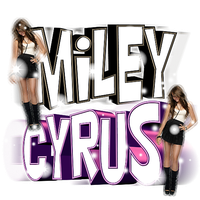 Miley Cyrus PNG by givemejoy