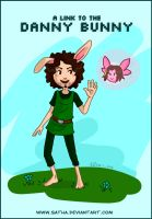 A Link To The Danny Bunny by Satha