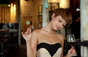 Dine with Wine 13 by Agnes108