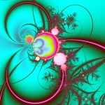 Transformed Mandelbrot 5 by element90