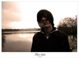 Ciaran at Fleet lake. by Suckstobeyourgirl
