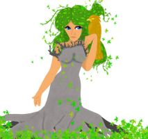 The Dryad and the Falcon by GodsGirlRachel