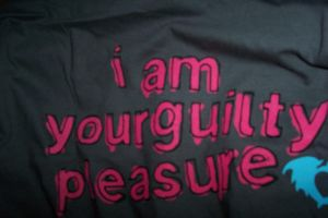 I aM YouR GuiLTy PLeaSuRe by FallOutBoyFan13