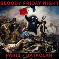 THE BAD BLOODY FRIDAY NIGHT by LEQUARK