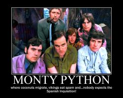 Monty Python motivational by katsumi-17