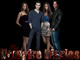 TVD Wallpaper by angiezinha