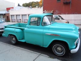 1957 Chevrolet 3100 II by Brooklyn47