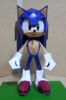 Sonic Papercraft 2 by Neolxs