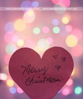 .: Merry Christmas with Love :. by SheilaBrinson
