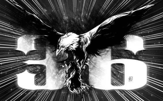 Eagle BENFICA 36 by marvelmania