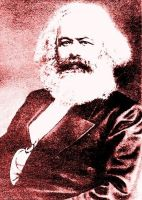 Karl Marx by Incendary95