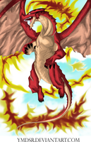 Igneel Fairy Tail V1 by ymdsr