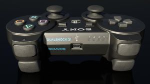 Dualshock 3 by TheSphinx