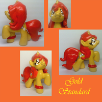 Gold Standard Blind Bag by XantheStar