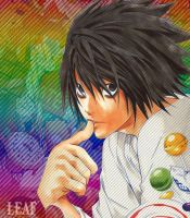 Lawliet :D by HoodedHound