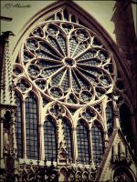 Gothic architecture by 1Absinthe3