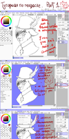 SAI Coloring tutorial. Part 1 by Aleksandra-Cat