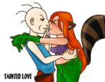 Snively- Tainted Love 2 by Greer-The-Raven