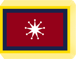 Presidential Standard of Free Republic of China by otakumilitia