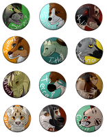 Buttons by Owl-Flight