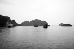 Halong Bay by laitdepomme