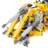 LEGO Technic 42030 Volvo L350F Front End Loader by ryanthescooterguy