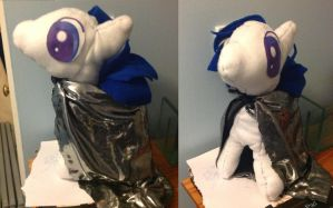 .: Swift Star - Plushie  with cape :. by ASinglePetal