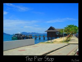 The Pier Stop by zend