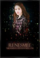 Renesmee Cullen - teenager by Nikmarvel