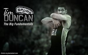 Tim Duncan Wallpaper by rOnAn-Ncy